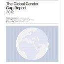 The Global Gender Gap Report 2012  © WEF, 2012