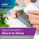 Disrupción digital: nueva forma de hacer negocios e innovar
