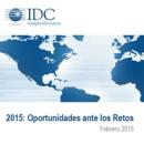 Predicciones IDC 2015: Oportunidades ante los Retos
