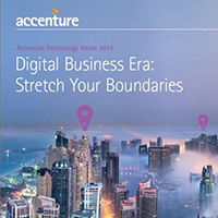 Accenture Technology Vision 2015: Más allá de los límites en la era digital