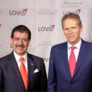 El embajador del Reino Unido en México, Duncan Taylor, dio la bienvenida a LOVIS