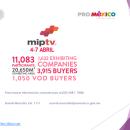 PROMÉXICO te invita a participar en el  MIPTV 2016