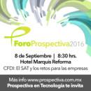 Foro Prospectiva 2016